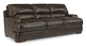 Jillian Leather Sofa