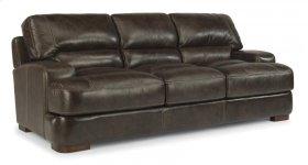 Jillian Leather Sofa