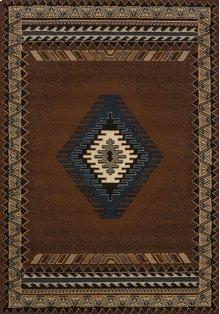 Manhattan Tucson Brown Rugs