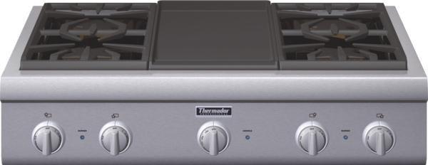 36-Inch Professional Rangetop PCG364GD