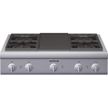 36-Inch Professional Rangetop PCG364GD***FLOOR MODEL CLOSEOUT PRICING***