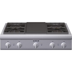 Thermador36-Inch Professional Rangetop PCG364GD