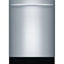 800 Series built-under dishwasher 24'' Stainless steel SGX68U55UC