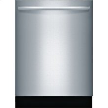 800 Series built-under dishwasher 24'' Stainless steel SGX68U55UC