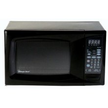 0.7 cu. ft./ Microwave Oven/ 700W/ Turntable/ Black