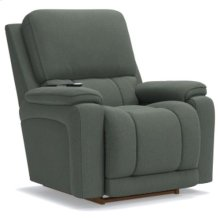 Greyson Power Rocking Recliner w/ Head Rest & Lumbar
