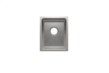 "Classic 003228 - undermount stainless steel Bar sink , 12"" × 15"" × 7"""