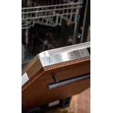 Hand-Hammered Copper Dishwasher