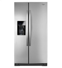 27 cu. ft. Side-by-Side Refrigerator with Tap Touch Controls