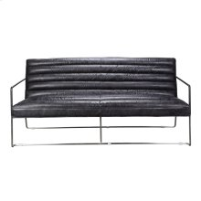 Desmond 2-seater - Black