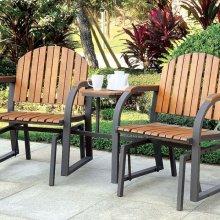 Perse Rocking Chair Set