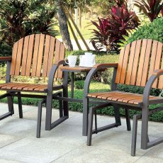 Perse Rocking Chair Set Product Image