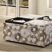 Urban Comfort Storage Ottoman Product Image