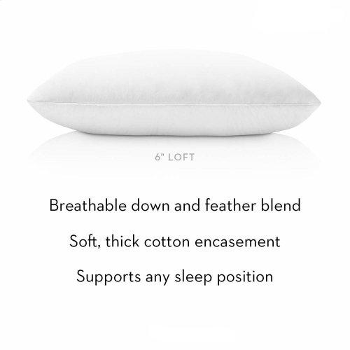 Cotton Encased Down Blend - Queen