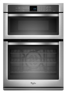 Whirlpool Gold® 5.0 cu. ft. Combination Microwave Wall Oven with True Convection Cooking