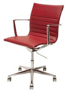 Antonio office chair  black nauga