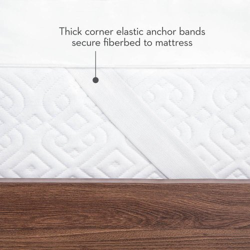 "3"" Down Alternative Mattress Topper - Cal King"