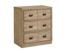 Ecru Workshop Bedside Chest