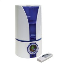 CZHD81 Ultrasonic 1.1 Gallon Humidifier with Remote, White