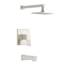 Brushed Nickel COMING SUMMER 2019 - Avian Tub & Shower Trim Kit, 2.0gpm