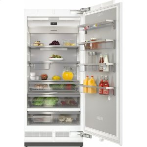 MieleK 2901 Vi MasterCool refrigerator For high-end design and technology on a large scale.