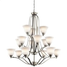 Langford Collection Langford Chandelier 3 Tier