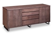 Ironwood Buffet, Ironwood Buffet, Black Base, 60""