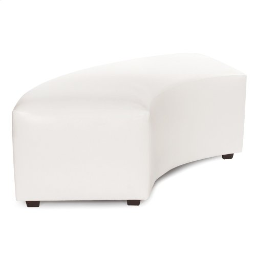 Universal Radius Bench Avanti White