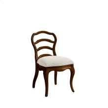 Teaberry Lane Midnight Cherry Chair
