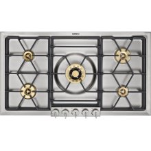 """200 series Stainless steel control panel Width 36"""" (90 cm) Propan gas"""