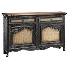 Avalon 2-door 2-drawer Sideboard