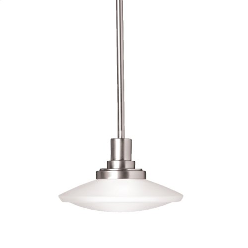 Structures Collection Structures 1 Light Halogen Semi-Flush/Pendant - NI