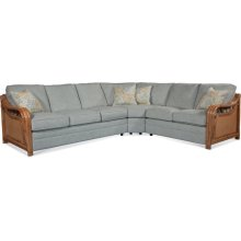 Hanover Park Three Piece Sectional