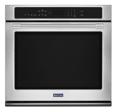 30-Inch Wide Single Wall Oven with True Convection - 5.0 cu. ft. Product Image