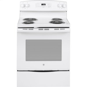 "GEGE(R) 30"" Free-Standing Self-Clean Electric Range"
