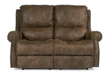 Miles Fabric Reclining Loveseat