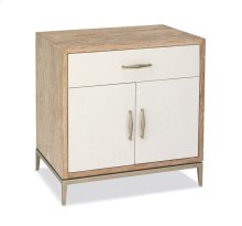 Corinna Bedside Chest - White