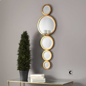 Hailey, Candle Sconce