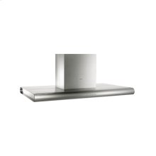 "Island hood AI 280 720 Stainless steel Width 48"" Air extraction/recirculation"