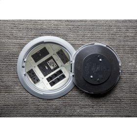 8AT Evolution Multi-Service Poke-Thru Devices