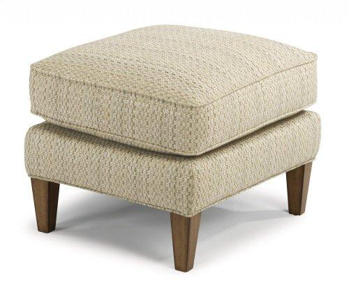 Rowan Fabric Ottoman