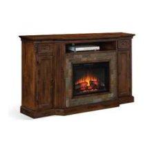 "Santa Fe Fireplace/ TV Console (26""FB)"