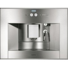 "Fully automatic coffee machine CM 210 710 stainless steel front Width 24"" (60 cm)"