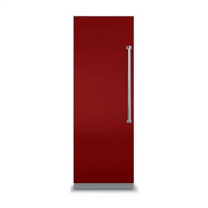 Viking24 Fully Integrated All Freezer with 5/7 Series Panel, Left Hinge/Right Handle