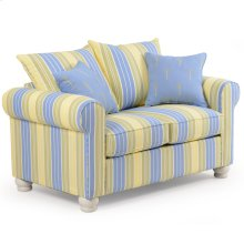 Striped Loveseat 890L