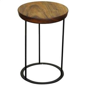 West Side Table w/ Metal Legs