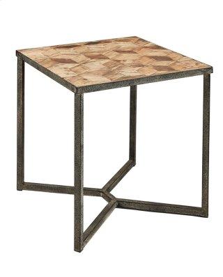 Paradox End Table