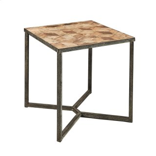 Paradox End Table