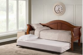 Bedford Daybed With Suspension Deck and Pop-up Trundle