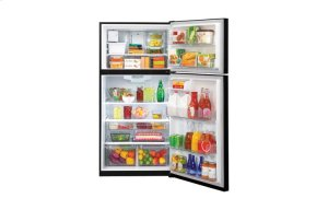 "20 cu. ft. 30"" Wide Top Mount refrigerator W/Ice Maker"